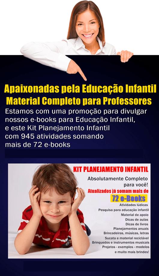 945 Atividades para Educação Infantil