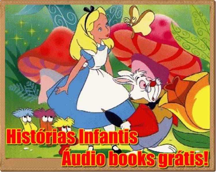 Histórias Infantis em Áudio books