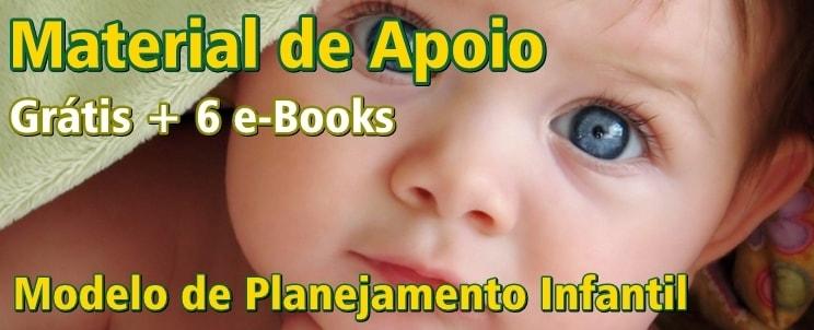 Modelo de Planejamento Infantil